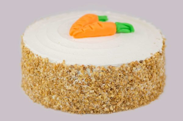 CARROT CAKE VEGAN MADRID BAKERY