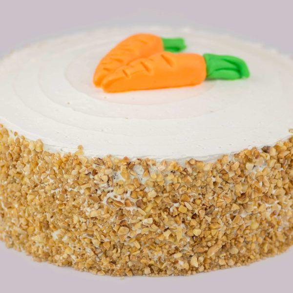CARROT CAKE VEGAN MADRID BAKERY