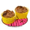 muertechoco cupcake vegano