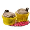 oreo cupcake vegano
