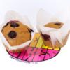 muffin arandanos vegano